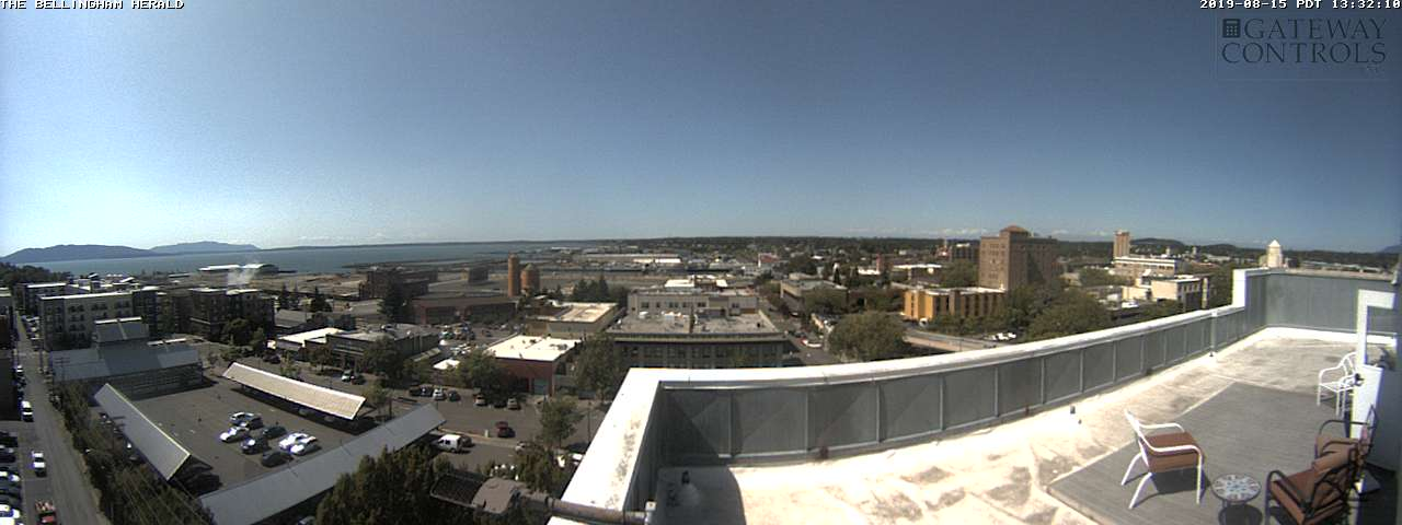Bellingham WA Webcam by Gateway Controls